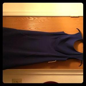 Navy blue Women's Dress